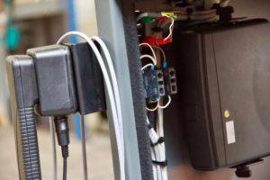 Intégration installation de radiophonie