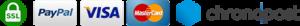 Certificat SSL, Paiements par Paypal, Carte Bleue, Visa, MasterCard, Livraison via Chronopost