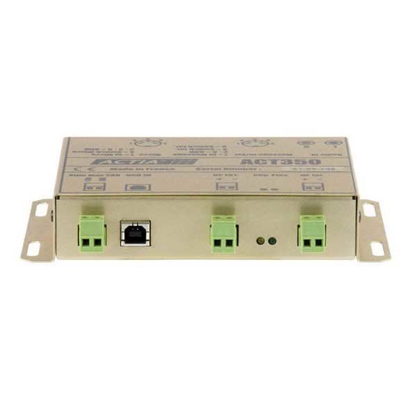 Ampli audio ACT350/2 24V 2x20W Actia