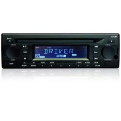 ACT 500 / Radio DVD USB et amplificateur dual zone Actia