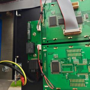 Borne sol SAEIV remplacement batterie et contrôle préventif