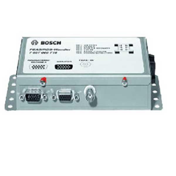 Convertisseur FBAS/RGB Bosch