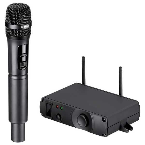 Microphone et récepteur sans fil Bosch