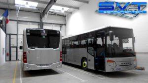 SVT communication - Bus à l'atelier