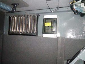 Tableau électrique 220v