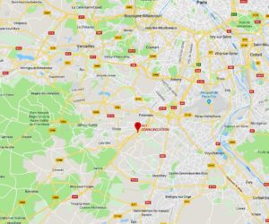 Accès SVT communication, 2 avenue d''Ouessant - 91140 Villebon sur Yvette