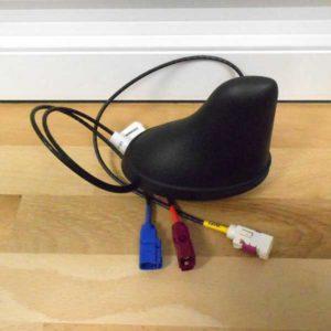 Antenne tribande GPS/GSM/WIFI (FAKRA) – Sans câbles