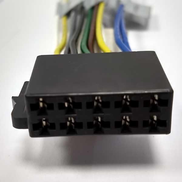 Faisceau ampli BPA49 3 connecteurs