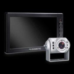 Kit caméra de recul cam55 LCD 7 pouces