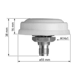 Antenne Procom GPS PR